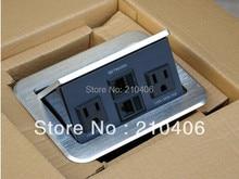 wholesale ZSH8-06 high grade hidden pop up socket
