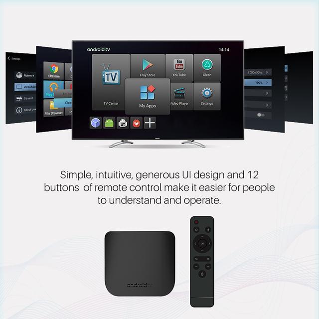 MECOOL M8S Plus W Smart TV BOX