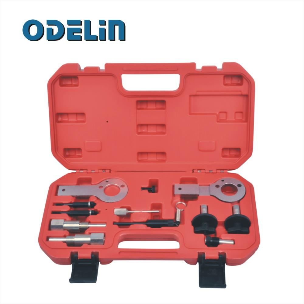 Engine Timing Tool Set For Fiat Vauxhall Opel 1.3 1.9 CDTI Belt Replacement Kit engine timing locking tool set kit for fiat 1 3 cdti ford vauxhall opel suzuki diesel