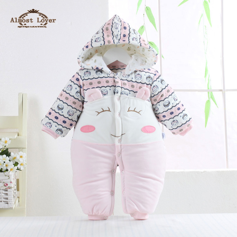 Fall Winter Newborn Baby Boy Girl Clothes Long Sleeve