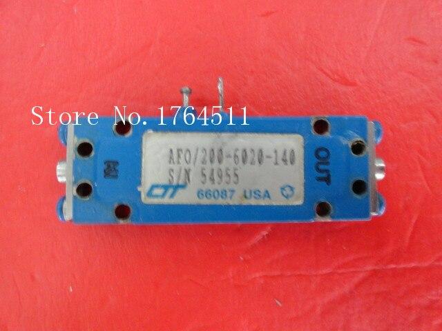 [BELLA] CTT AFO/200-6020-140 6-20GHZ 12V SMA Amplifier Supply