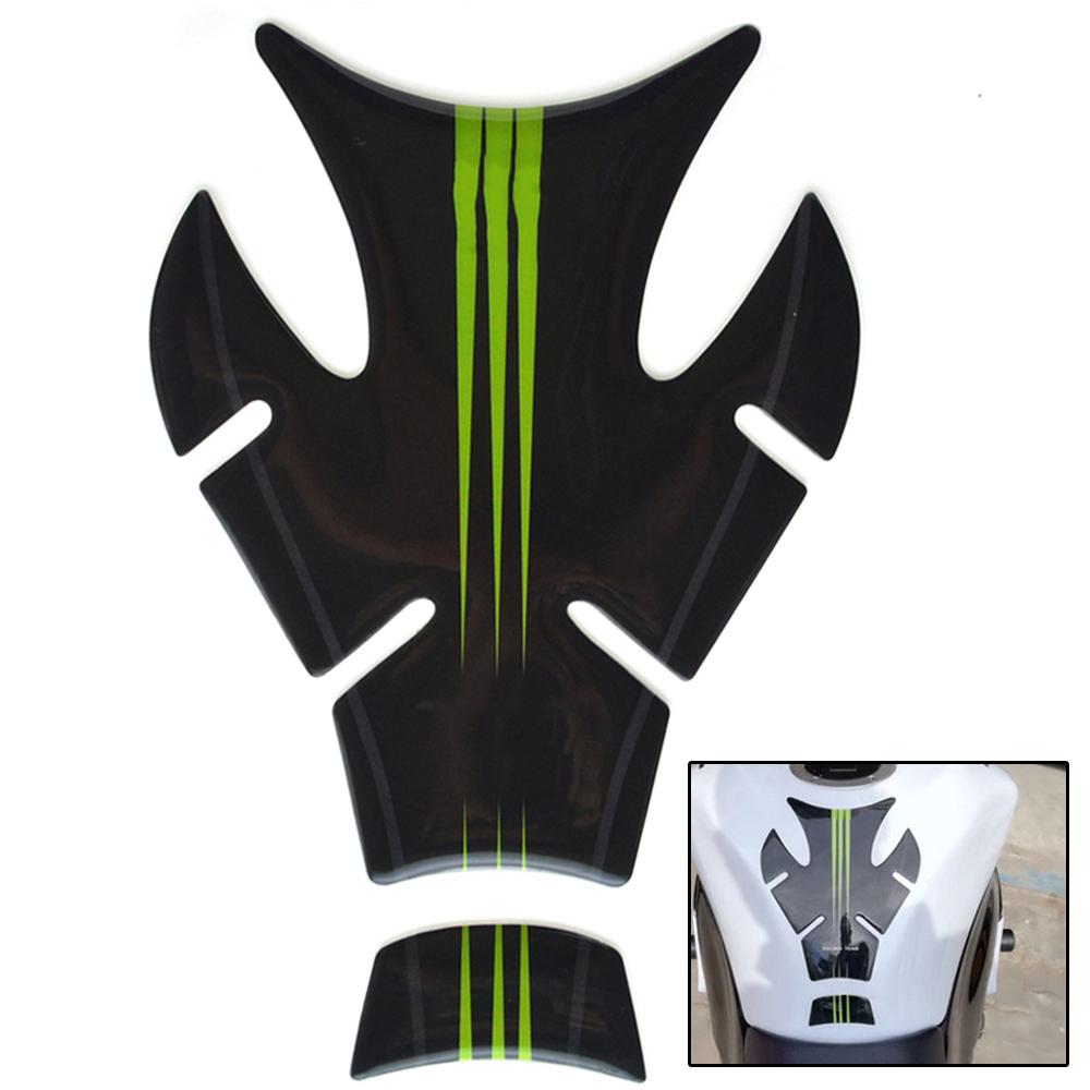 Tank Guard Tank Pad 3D Compatible for Motorcycle Kawasaki Ninja 650