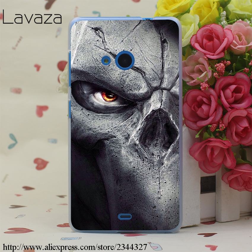 Lavaza Dead De Sound Skull Hard Case for Lenovo K6 note A328 A536 A1000 A2010 A5000 S850 S90 S60 X3 Lite ZUK Z2 cover