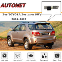 AUTONET Rear View camera For TOYOTA Fortuner SW4 For Tuner 4/CCD/Night Vision/Reverse Camera/Backup Camera/license plate camera