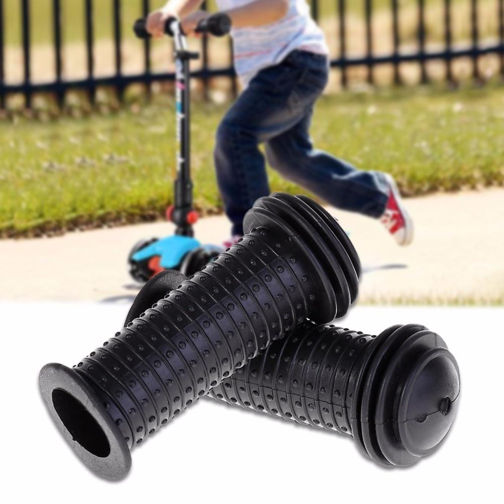 1 Pair Bicycle Grips Children Bike Tricycle Scooter Anti Slip 22.2mm Handlebar