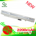 Golooloo WHITE BATTERY for Acer UM08B52 UM08B71 UM08B72 UM08B73 UM08B74 for Gateway UM08A73  Aspire One A110  A150 D150  D250