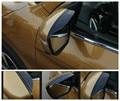 2 pcs Tampa Espelho Retrovisor Viseira Adesivo Guarnição Para Nissan Qashqai 2014 2015 2016