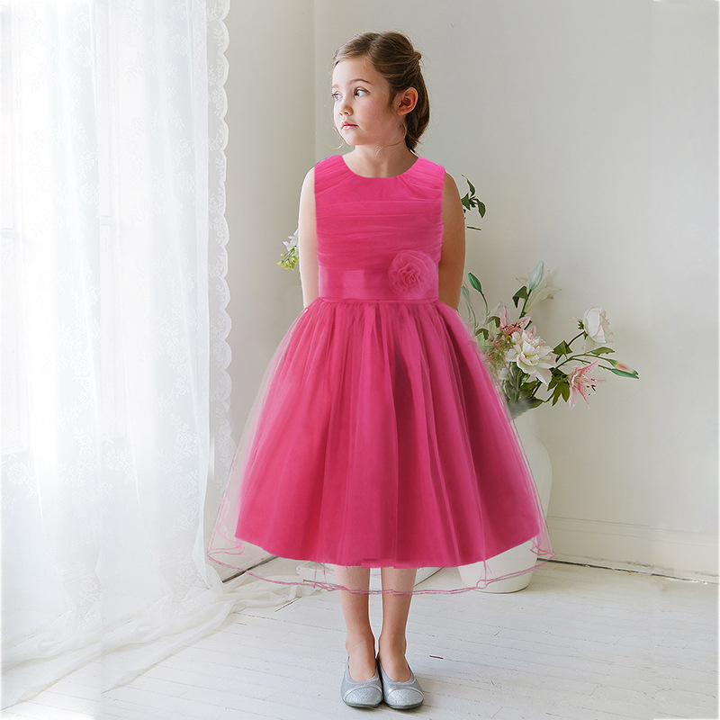 Evening dress girl New Year costumes for children Dress up the girl Holiday dress girl children's clothing Elsa dress bringing in the new year