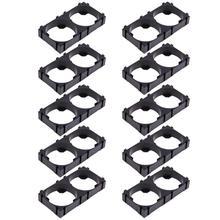 10Pcs 26650 2x Lithium Batterij Triple Holder Beugel Voor Diy Batterij Hoge Kwaliteit Batterij Houder