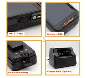 Image 5 - 中国 Runbo K1 IP67 防水電話頑丈な Android スマートフォンクアッドコア DMR デジタル VHF ラジオ UHF PTT トランシーバー GPS 4 4G LTE