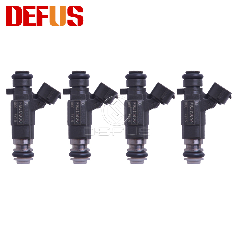 DEFUS 1x Fuel Injectors Denso 4670 OEM 12582704 For Saturn Chevrolet