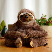 Kawaii  Sloth Doll  Children'S Toys  Simulation Animal  Plush Toy  Birthday Gifts