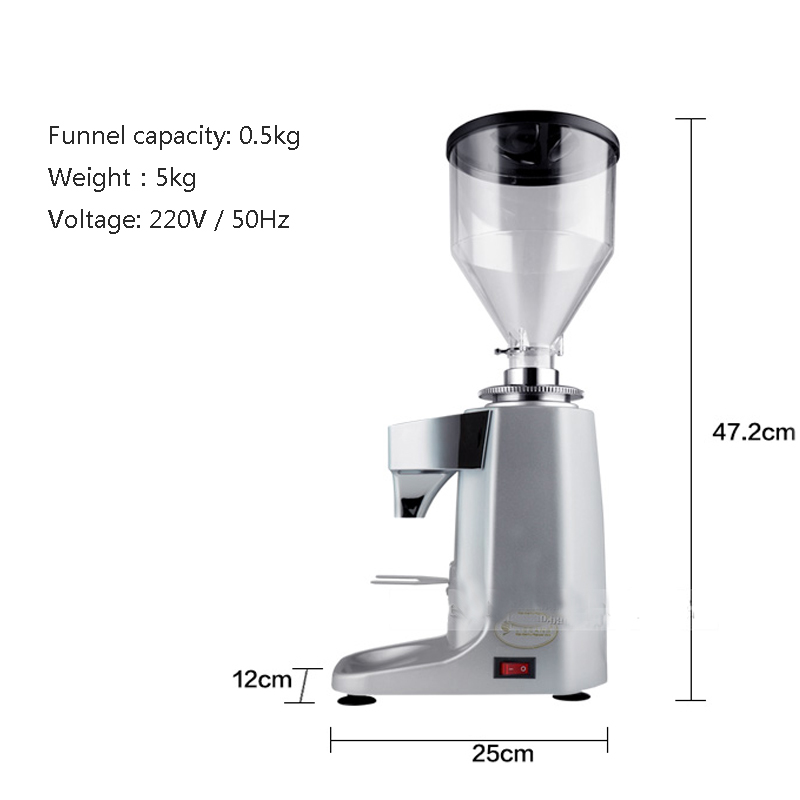 SD-921L professional coffee grinder commercial household electric Italian quantitative grinding machine 220V/250w mdj d4072 professional commercial household coffee grinder high quality electric coffee machine advanced grinding 220v 150w 30g page 9