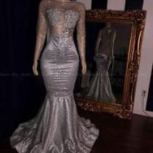 c730ed9b4098 Compra silver dress prom y disfruta del envío gratuito en AliExpress.com