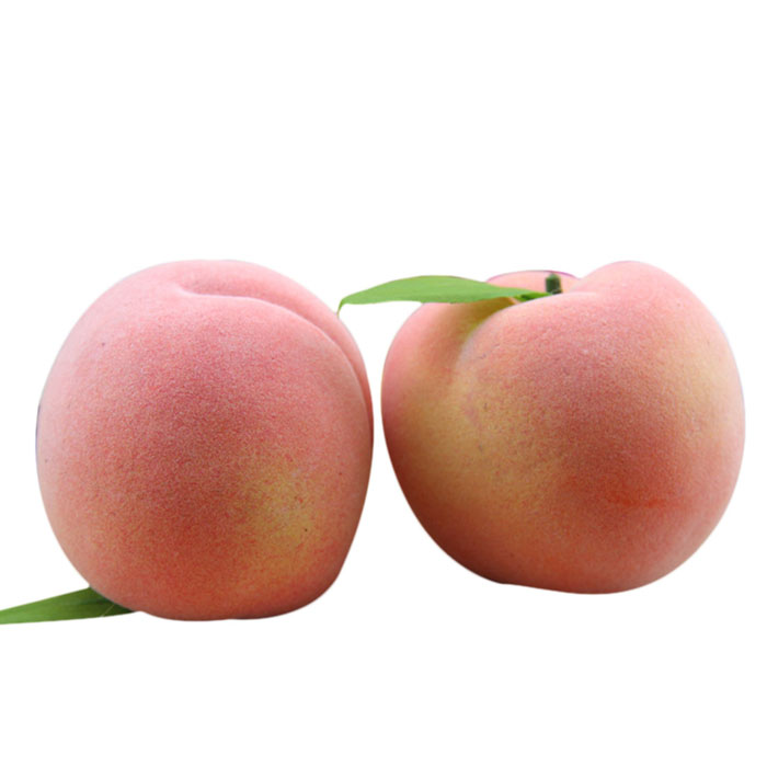 ANGRLY Simulation Plant Foam Restaurant Fruit Wedding Fruit Vegetable Fake Peaches Peaches Simulation Wedding Decoration