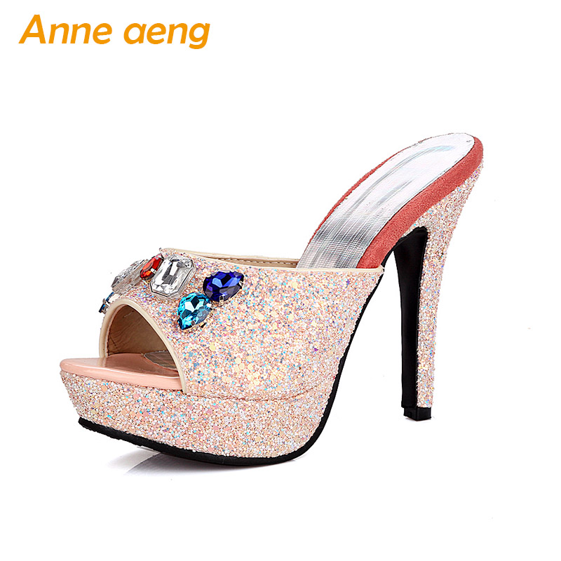 Buy platform shoes sequins and get free shipping on AliExpress.com 1c94d4c7f806