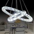 Moderne LED Kristall Kronleuchter Lichter Lampe avize Für Wohnzimmer Esszimmer Cristal Lustre Kronleuchter Hängen Leuchten-in Kronleuchter aus Licht & Beleuchtung bei