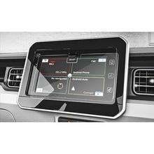 RUIYA (2-Packs) ПЭТ-экран протектор для maruti suzuki Ignis 7 дюймов Автомобильный gps навигационный экран, невидимая прозрачная защита