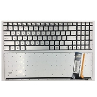 Laptop Keyboard For ASUS N56 N56V U500VZ N76 R500V R505 N550 N750 Q550 RU Russian Layout