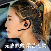 Handsfree Wireless Bluetooth Earphones Noise Control Business Wireless Bluetooth Headset with Mic for Driver Sport