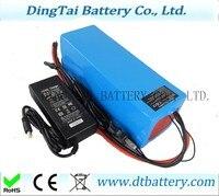 Бесплатный таможенные налоги доставка DIY Высокое качество 48 вольт литий-ионный аккумулятор пакет с зарядным устройством и BMS для 48 В 15ah лити...