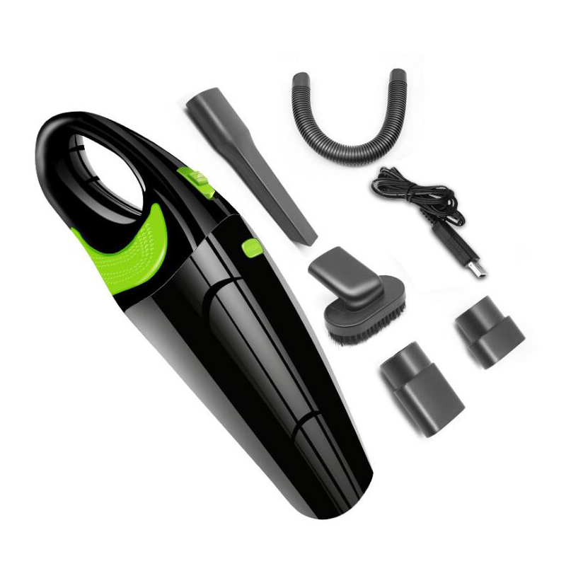 120W 220V Car Vacuum Cleaner usb Wireless charging Handheld Mini Vacuum Cleaner Super Suction Wet Dry Dual Use wireless super strong suction type wet