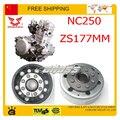 Zongshen NC250 250CC rodillo bobina magneto xmotos tapa kayo eeb suciedad pit accesorios bike envío gratis