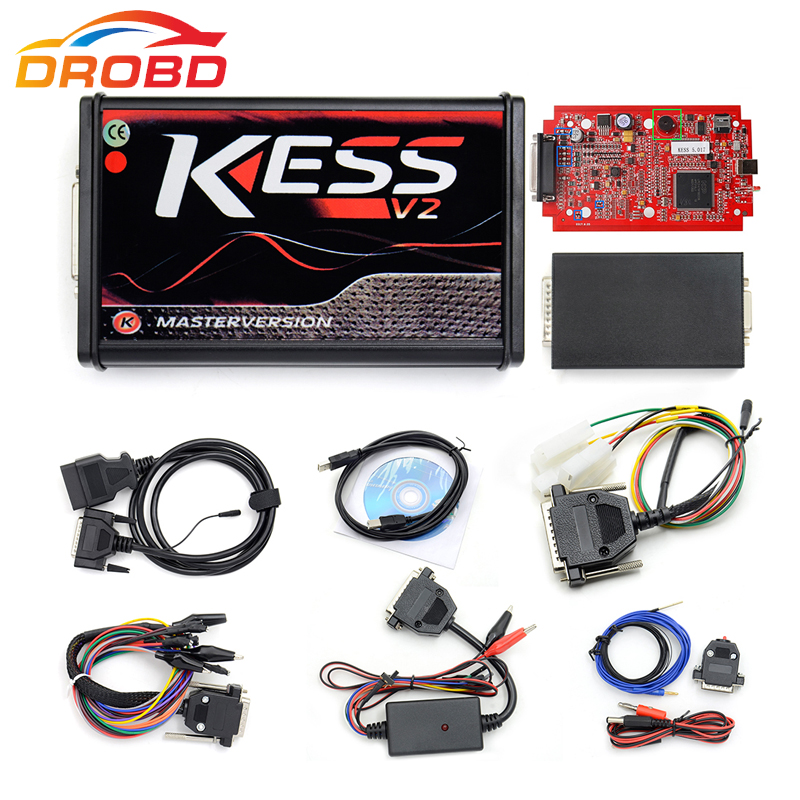 Newest Ktag K TAG V7.020 KESS V2 V5.017 SW V2.23 Master ECU Chip Tuning Tool K-TAG 7.020 Online Operate Better KTAG V7.003 professional 13 in 1 piano tuning maintenance tuning tool kit with portable pu leather case easy operate