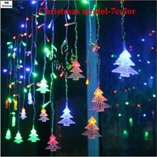 Adornos De Navidad Christmas LED Light New Year 3.5m 96 Lights Garland navidad 2018 Decorations for Home