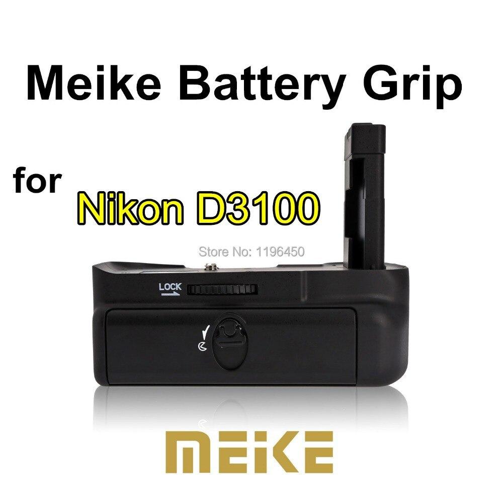 MEKE Meike MK-D3100 Vertical Battery Grip Holder for Nikon D3100 EN-EL14