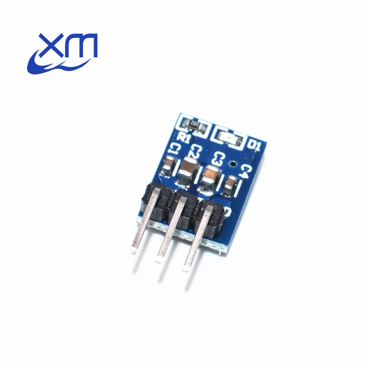 AMS1117-3.3 LDO 800MA DC 5V to 3.3V Step-Down Power Supply Module 5pcs I54 image