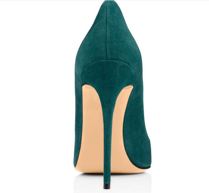 Pompes Chentel Slip Normale and Picture Noble Pointu Picture Bout Pu And Troupeau Talons Zapatillas Nouveau Femmes Taille Sexy Chaussures on Mujer Haute vvT7wrq