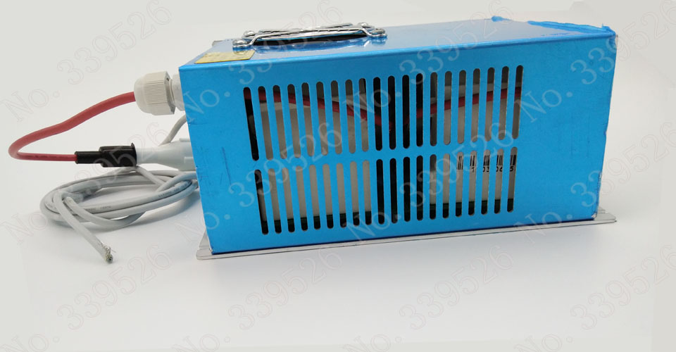 Купить с кэшбэком Factory  promotion DY 10 220v/110v   80w power supply for reci tube  W1 W2 s1 s2 Z2 Tube  co2 laser power source