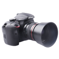 Lightdow 85mm f/1.8 Manual Focus Portrait Lens Camera Lens for Nikon DSLR D800 D600 D7200 D7100 D7000 D5100 D5000 D3100 Etc