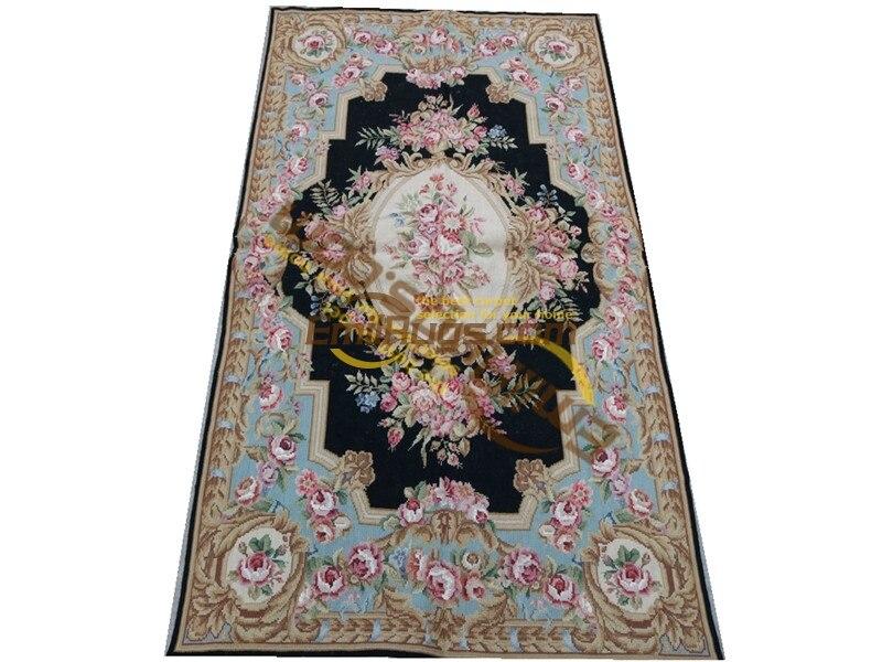 Tapis pour salon couture tapis broderie tapis 3' X 5' 91 CM x 152 CM 3 3X5 gc19neeyg15