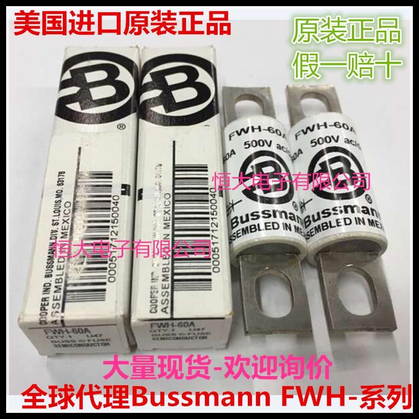цена на FWH-50A imported Bussmann fuses 50A 500V
