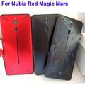 Чехол с полным аккумулятором для ZTE Nubia Red Magic Mars nx619j  задняя крышка  корпус двери  чехол для RedMagic Mars NX619J  задняя крышка s
