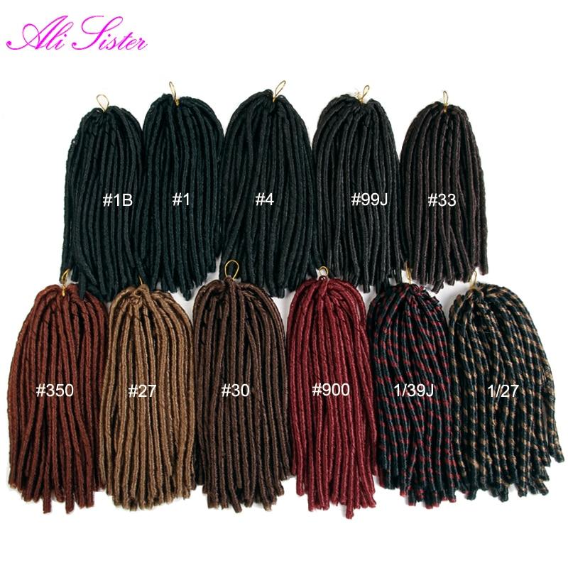 Best Crochet Braid Faux Locs Braid Hair Havana Twist