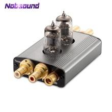 Nobsound Mini 6J1 Tubo A Vuoto Phono Giradischi Preamplificatore MM/MC RIAA Hi Fi di Classe A Preamplificatore Trasporto Libero