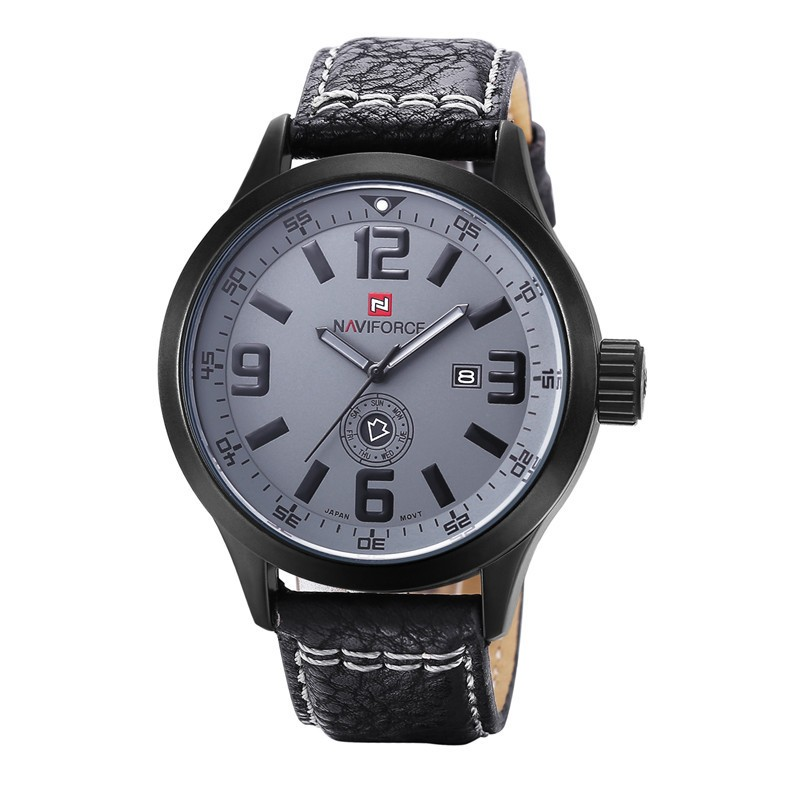 Watches-men-NAVIFORCE-brand-Quartz-watch-Leather-Fashion-Casual-reloj-hombre-Army-Military-Sport-wristwatch-relogio
