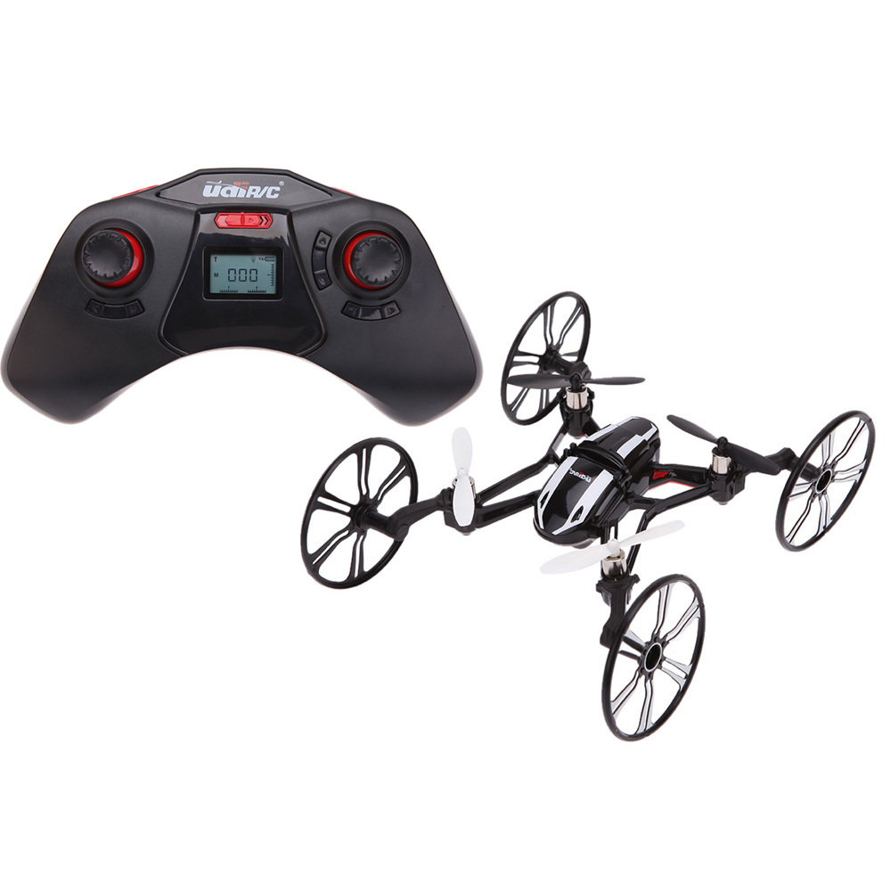RC helicopter U841 U941A 2.4G 4CH 6-Axis Gyro Multifunctional RC Quadcopter drone 4 in 1 Air-ground Amphibious with HD Camera
