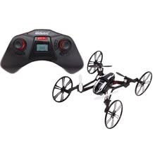 RC helicóptero U841 U941A 2.4G 4CH 6-Axis Gyro RC Quadcopter drone Multifuncional 4 em 1 Ar-terra Anfíbio com Câmera HD
