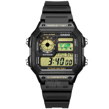 Casio watch male Casio male watch outdoor sports watch waterproof man AE-1200WH-1A AE-1200WH-1B AE-1300WH-1A2 AE-1300WH-2A