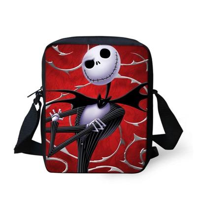 Handbag Small Crossbody-Bags Messenger-Shoulder Nightmare Satchel Feminina Bolsa Schoolbag