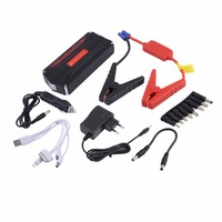 Multifunctional 10000mAh 12V Power Bank Changer Auto Jump Starter Battery Vehicle Battery USB Charger Car Emergency Booster