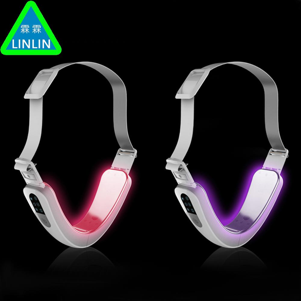Thin face artifact  Small LINLIN V Face Thinner  Magnetotherapy cosmetology instrument  Household skin rejuvenation massager