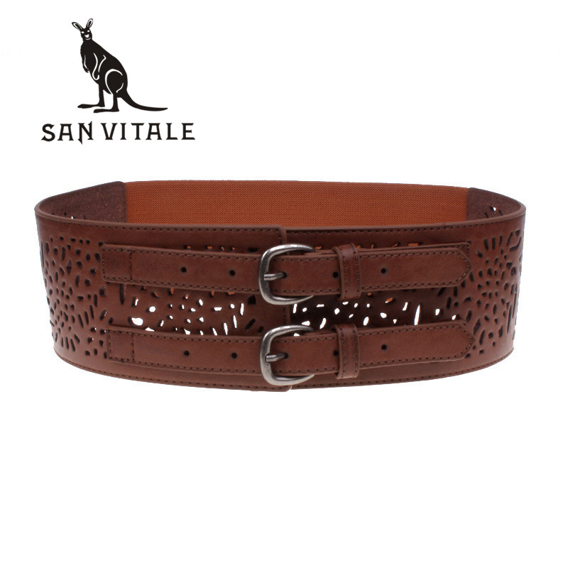 Belt For Women Belts Leather Gift Straps Ratchet High Quality Large Size Designer Casual Clothing Accessories Apparel