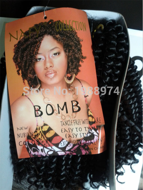 Havana Mambo Twist Crochet Braid Hair Senegalese Crochet Twist