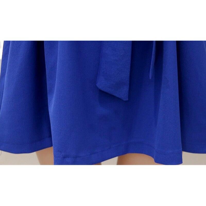 2019 ახალი ქალების კაბა - ქალის ტანსაცმელი - ფოტო 6