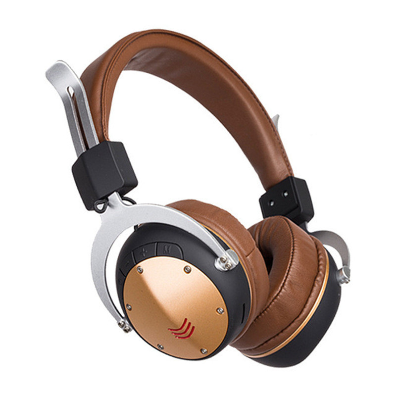 MH6 Wireless Bluetooth 4 2 Headphones Color New Pattern Foldable Music Motion Noise Cancelling Headset with Mic for Phones in Bluetooth Earphones Headphones from Consumer Electronics